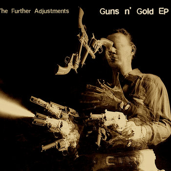 Guns n' Gold EP cover art