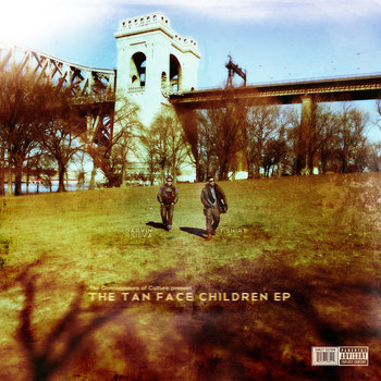 Tan-Face Children EP cover art