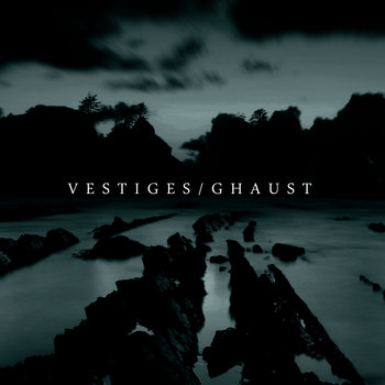 Vestiges / Ghaust Split cover art