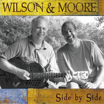 Chip Wilson & Jesse Moore - Side By Side cover art