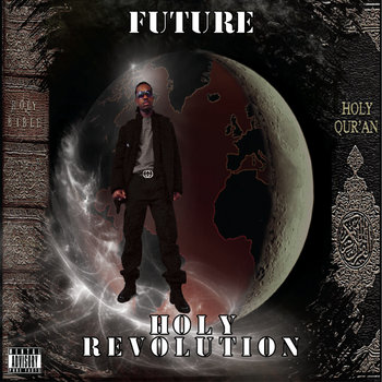 Holy Revolution cover art