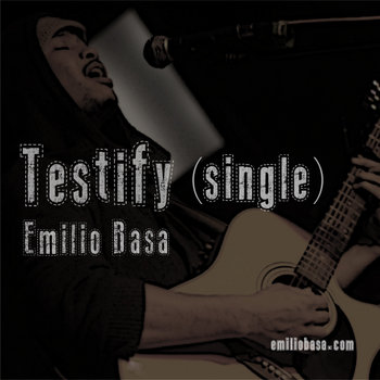 Testify (single) cover art