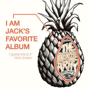 I Am Jack's Favorite Album cover art