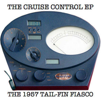 The Cruise Control EP cover art