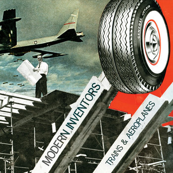 Trains & Aeroplanes cover art