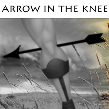 Arrow In The Knee (Dubstep Parody) [feat. TryHardNinja] cover art