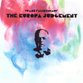 (Strange Life SLR019) The Europa Judgement cover art