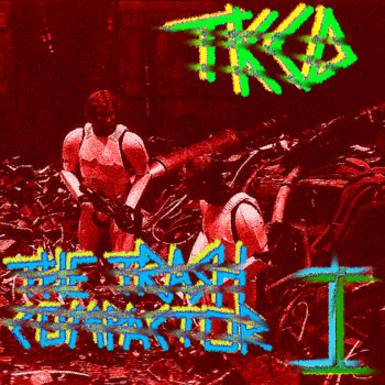 The Trash Compactor Part I cover art