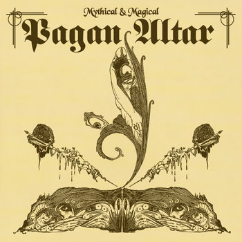 Mythical &amp; Magical cover art