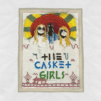 The Casket Girls - s/t cover art
