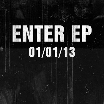 Enter EP cover art