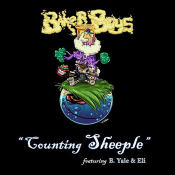 Counting Sheeple ft B.Yale and Eli cover art