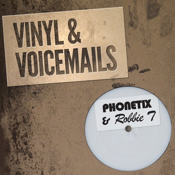 Vinyl & Voicemails cover art