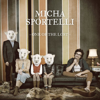 Micha Sportelli &quot;one of the lost&quot; cover art