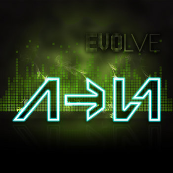 Evolve cover art