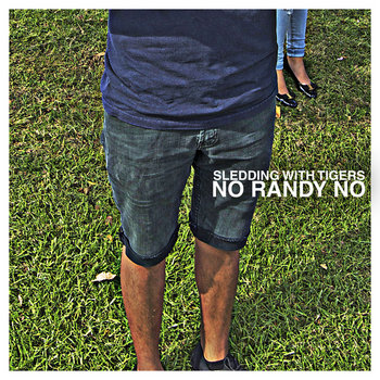 No Randy No! cover art