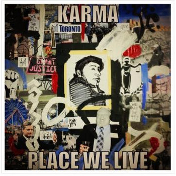 Place We Live EP cover art