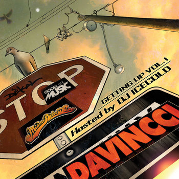Davincci: Getting Up Vol. 1 cover art