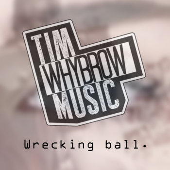 Wrecking Ball (Live Acoustic) cover art