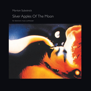 Silver Apples Of The Moon cover art