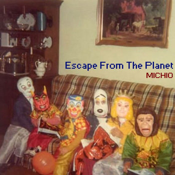 Escape From The Planet cover art