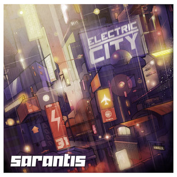 Electric City cover art