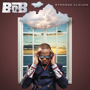 Strange Clouds (hhans audio remix) cover art