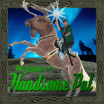 The Legend of Handsome Pat cover art