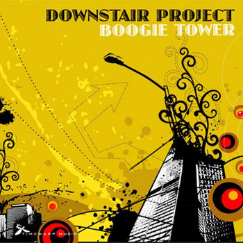 Downstair Project - Boogie Tower cover art