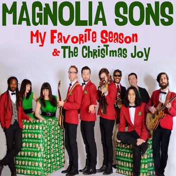 My Favorite Season / The Christmas Joy cover art