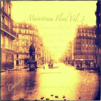 Mainstream Flood Vol. 3 cover art