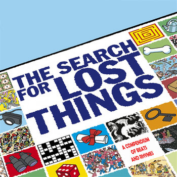 The Search for Lost Things cover art