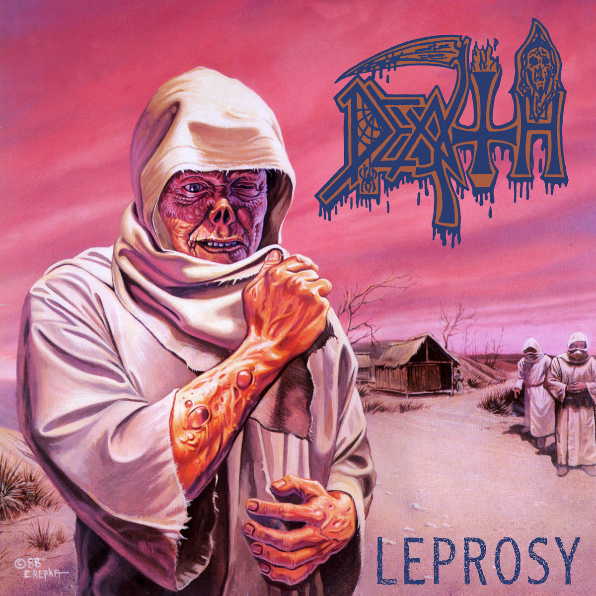 Death - Leprosy (Reissue 2014)