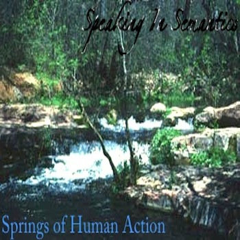 Springs of Human Action cover art