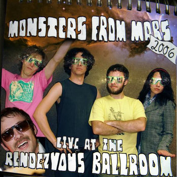 Live at the Rendezvous Ballroom cover art