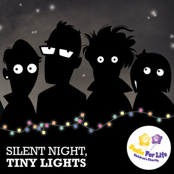 Silent Night, Tiny Lights cover art