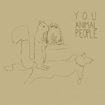 You Animal People cover art