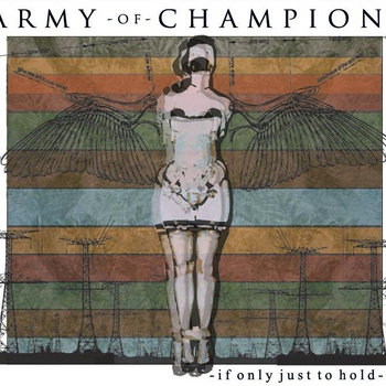 Army of Champions - If Only Just To Hold cover art