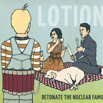 Detonate the Nuclear Family cover art