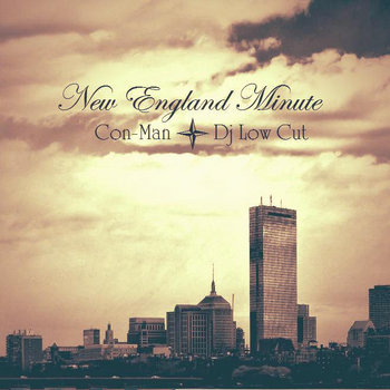 New England Minute cover art