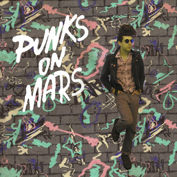 Punks On Mars cover art
