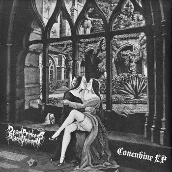 Concubine EP cover art