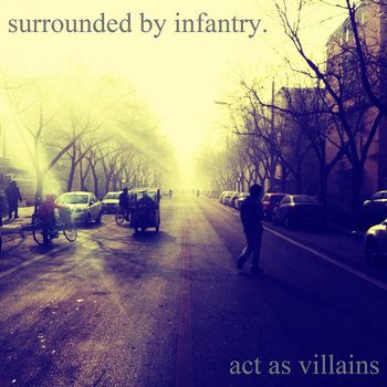 act as villains cover art
