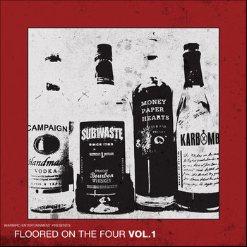 Floored On The Four Vol.1 cover art