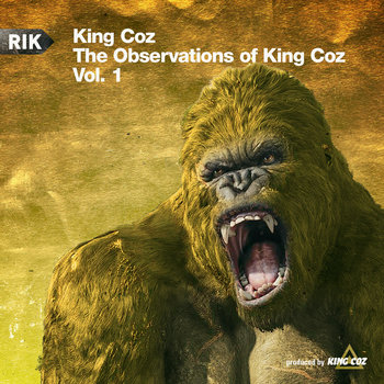 The Observations of King Coz Vol. 1 cover art