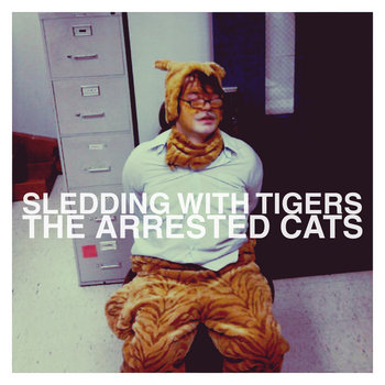 The Arrested Cats cover art