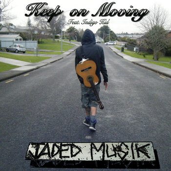 Keep on moving Feat. Indigo kid cover art