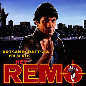 hey remo cover art