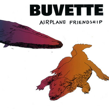 Airplane Friendship cover art