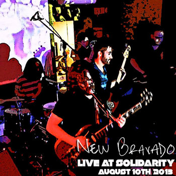 Live at Solidarity cover art